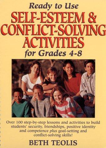 Download Ready to use self-esteem & conflict-solving activities for grades 4-8