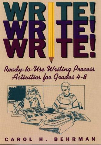 Download Write! Write! Write!