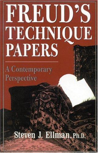 Download Freuds Technique Papers