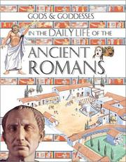 Gods & Goddesses In the Daily Life of the Ancient Romans by Hicks, Peter; Salariya, David
