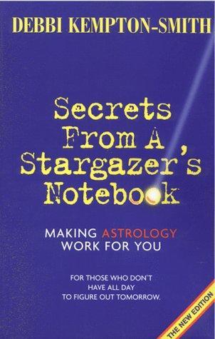 Download Secrets from a stargazer's notebook