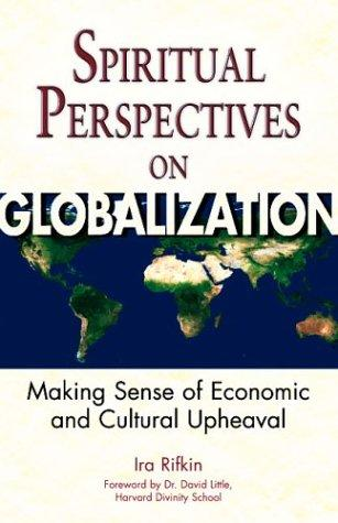 Download Spiritual Perspectives on Globalization