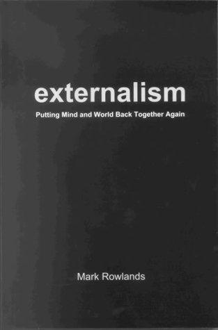 Download Externalism