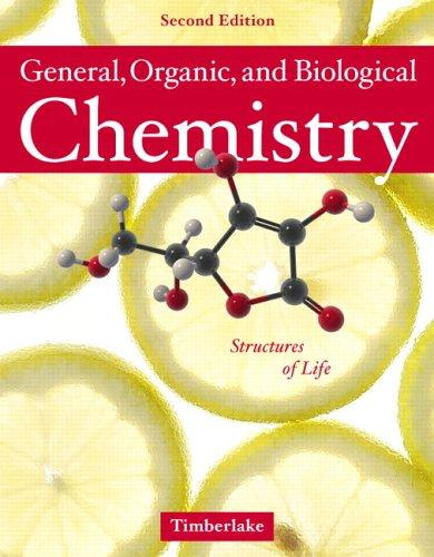 Download General, Organic and Biological Chemistry