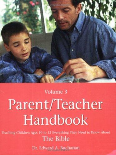 Parent Teacher Handbook