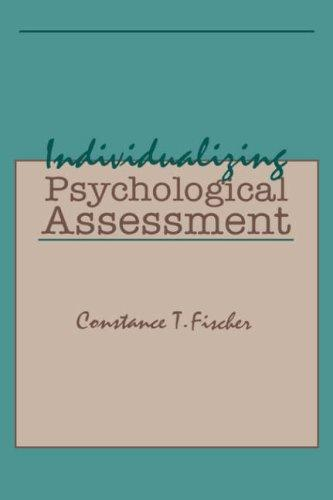 Individualizing Psychological Assessment