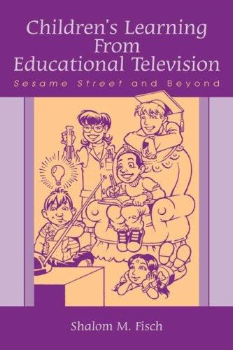 Download Children's Learning From Educational Television