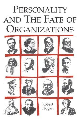 Download Personality and the Fate of Organizations