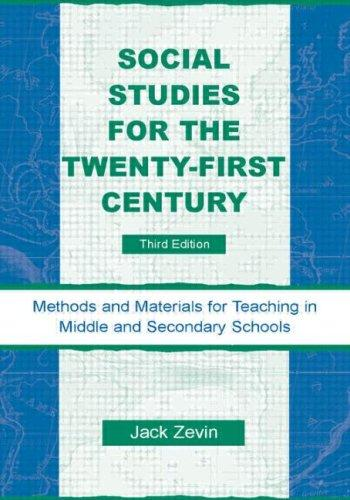 Download Social Studies for the Twenty-First Century