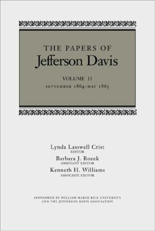 Download The Papers of Jefferson Davis