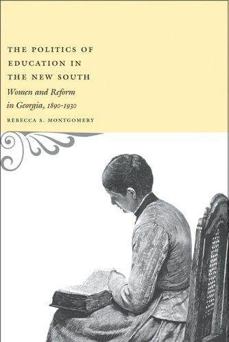 Download Politics of education in the new South
