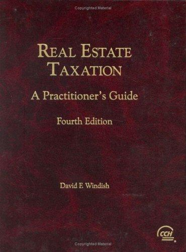 Download Real Estate Taxation