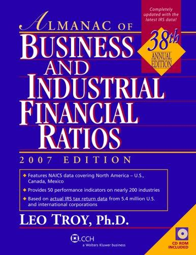 Download Almanac of Business & Industrial Financial Ratios