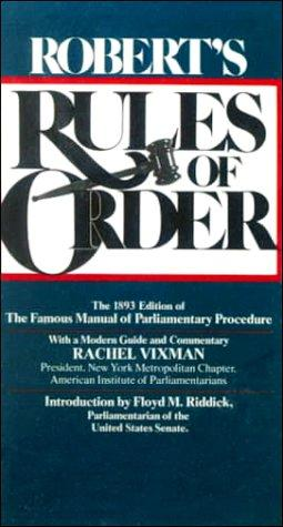 Download Robert's Rules of Order
