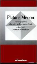Platons Menon