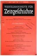 Download Justiz im Dritten Reich 1933-1940