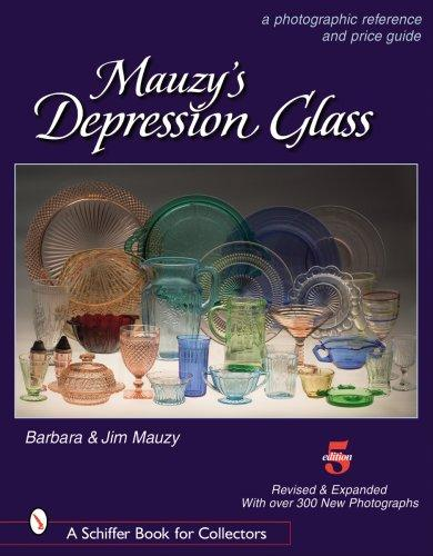 Download Mauzy's Depression Glass