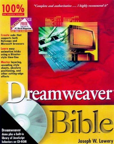 Download Dreamweaver bible