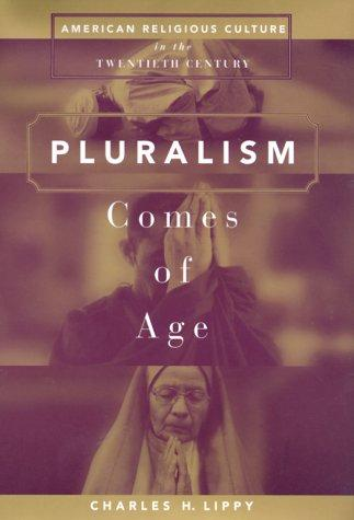 Download Pluralism Comes of Age