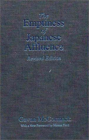 Download The emptiness of Japanese affluence