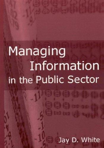 Download Managing Information in the Public Sector