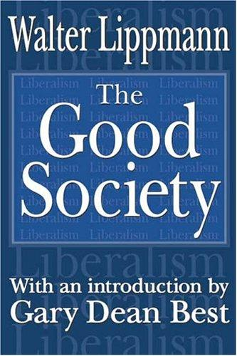 Download The Good Society