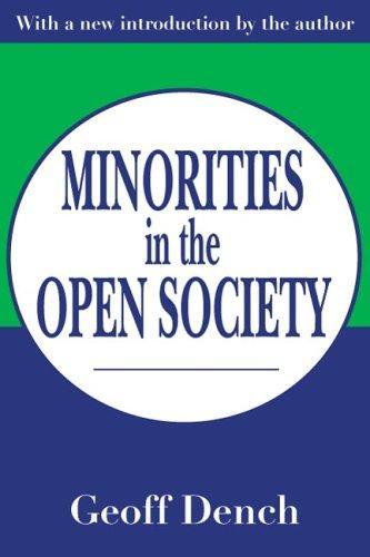 Download Minorities in the open society