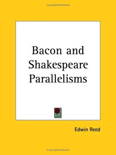Download Bacon and Shakespeare Parallelisms