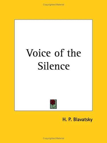 Download Voice of the Silence