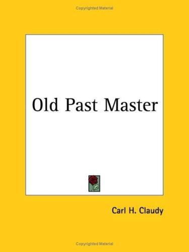 Download Old Past Master
