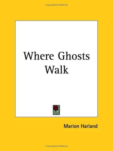 Download Where Ghosts Walk