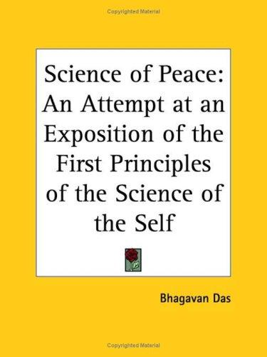 Download Science of Peace