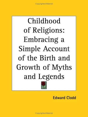 Download Childhood of Religions
