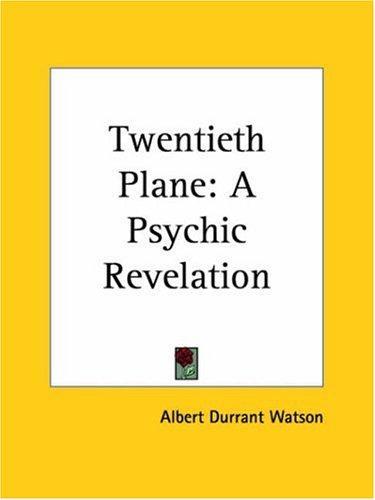 Download Twentieth Plane