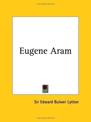 Download Eugene Aram