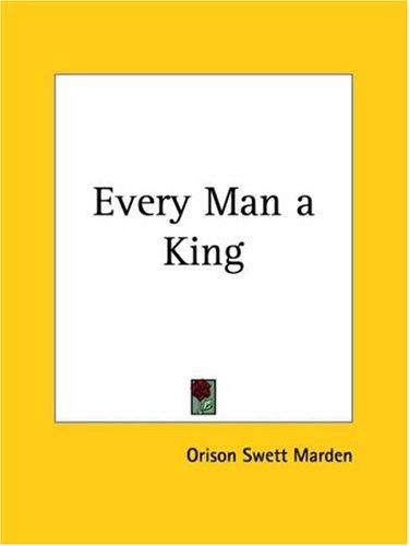 Download Every Man a King