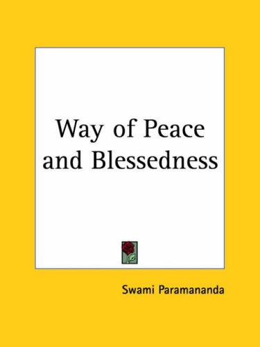 Download Way of Peace