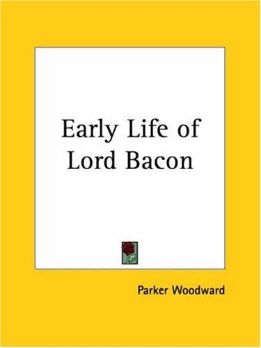 Download Early Life of Lord Bacon