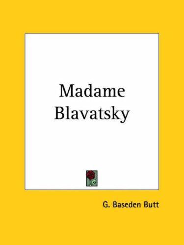Download Madame Blavatsky