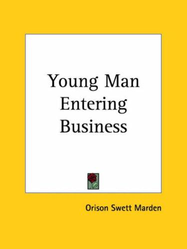 Download Young Man Entering Business