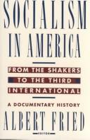Download Socialism in America from the Shakers to the Third International