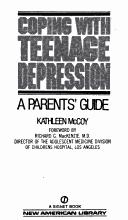 Download Coping with Teenage Depression