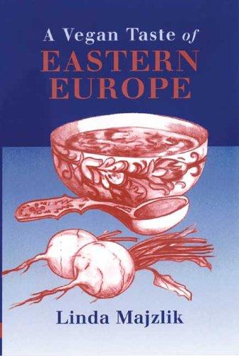 Image for A Vegan Taste of Eastern Europe (Vegan Cookbooks)