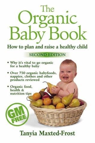 Download The Organic Baby Book