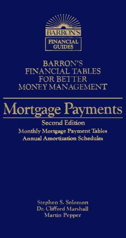 Download Mortgage payments