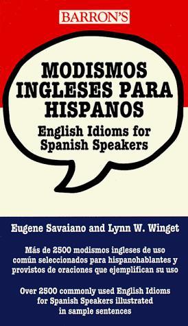 Download Modismos ingleses para hispanos =