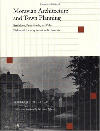 Download Moravian architecture and town planning
