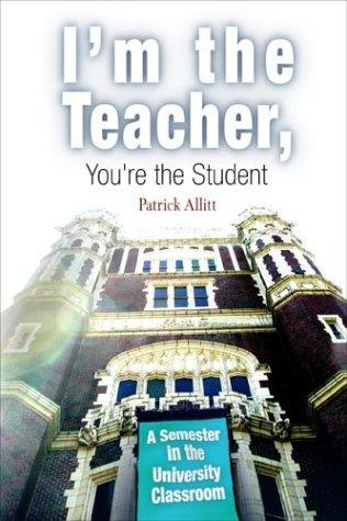 Download I'm The Teacher, You're The Student