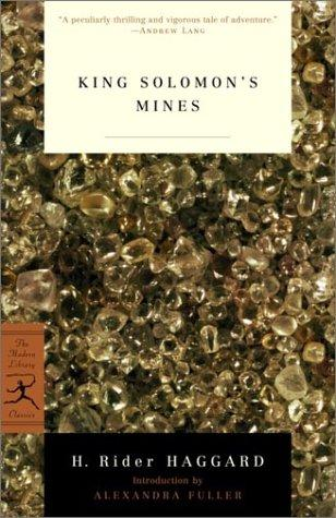 Download King Solomon's mines