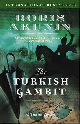 Download The Turkish Gambit (Erast Fandorin Mysteries)